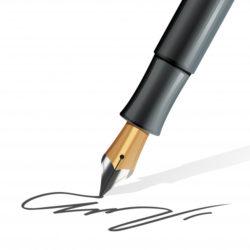 primo-piano-sulla-penna-stilografica-che-scrive-una-firma-realistica_1284-13522